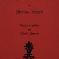 L'enseignement de Tchao-Tchan / Utamaro Imagushi - Traduit et préfacé par Claude Haumont