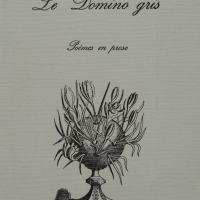 Le domino gris : Poèmes en prose / François Jacqmin