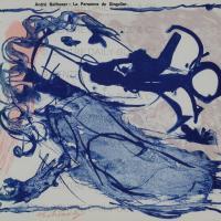 La personne du singulier / André Balthazar - Ornements de Pierre Alechinsky